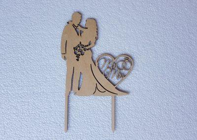 Esküvői tortadísz_2